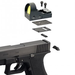 Montaş MiniDot HD do Beretta 92
